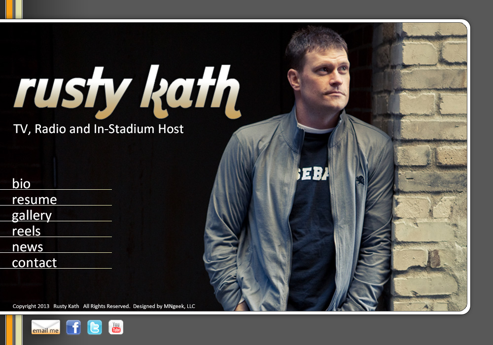 Rusty Kath Home Page